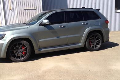 Комплект TYRANNOS v.2 Jeep Grand Cherokee v.2 2011/2016 STR/не STR